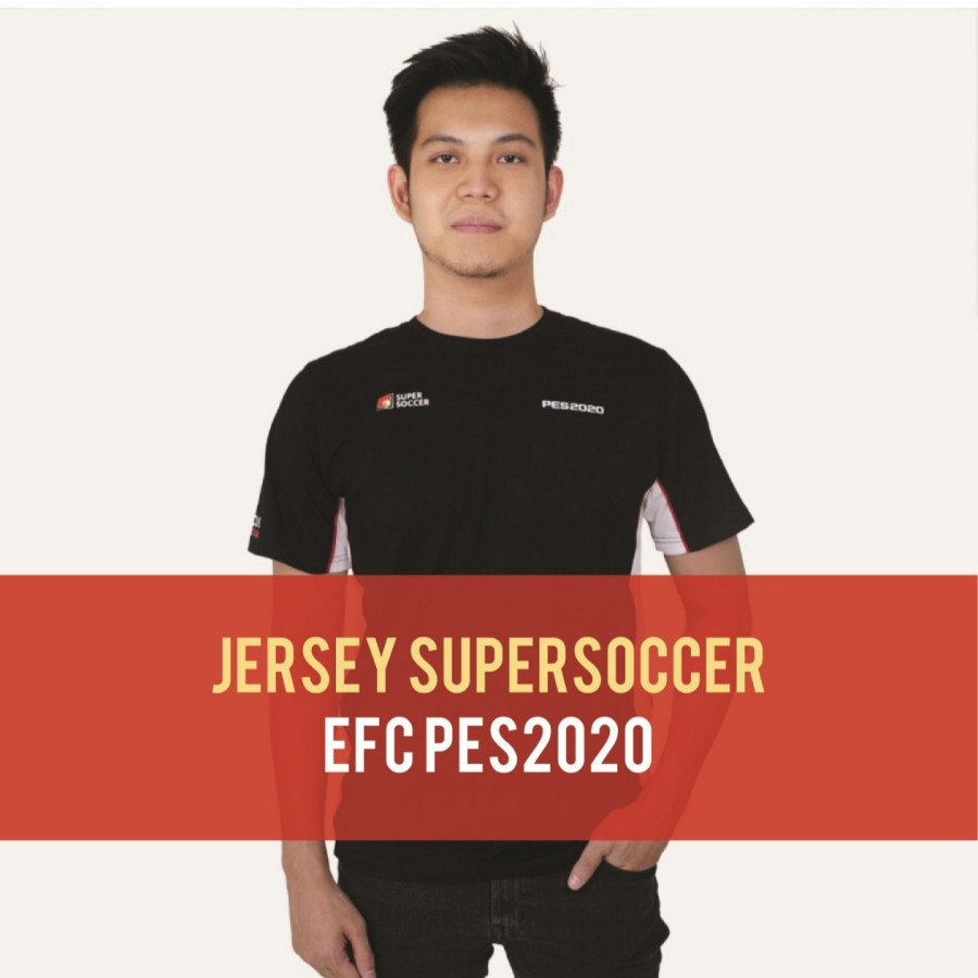 Kaos Jersey EFC PES 2020