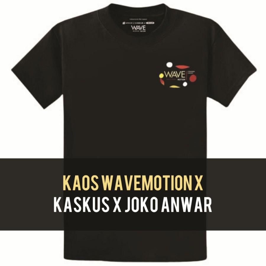 PAKET WAVEMOTION X KASKUS X JOKO ANWAR