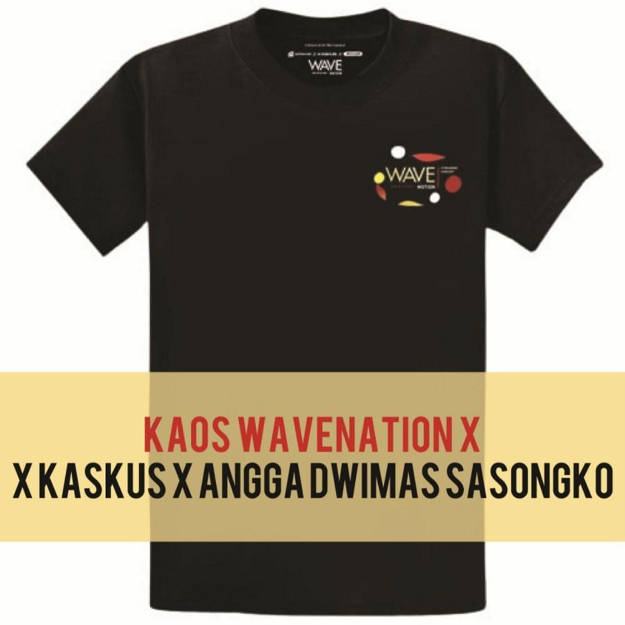 PAKET WAVEMOTION X KASKUS X ANGGA DWIMAS SASONGKO