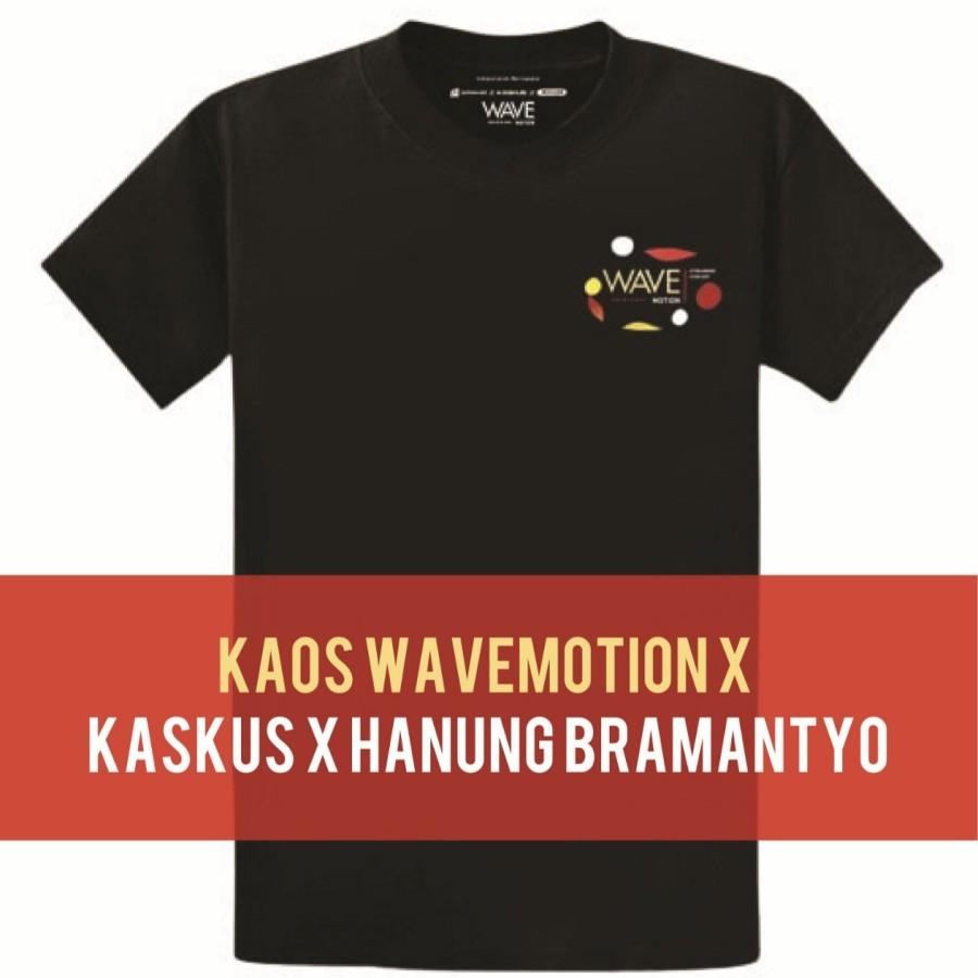 PAKET WAVEMOTION X KASKUS X HANUNG BRAMANTYO