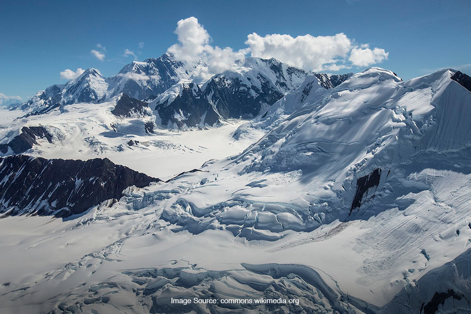 gunung tertinggi di Amerika Serikat
