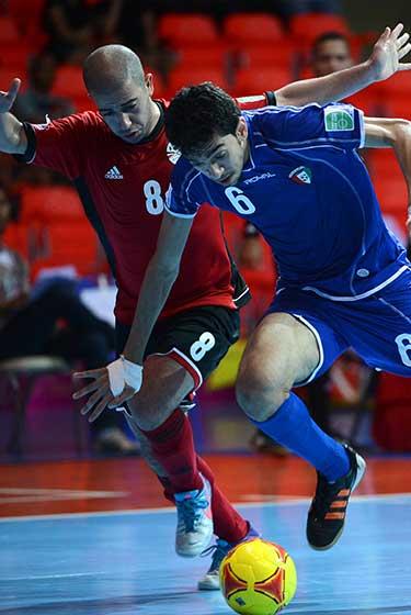 Man To Man, Taktik Bertahan Sebagai Ujian Defensive Skills Dasar dalam Futsal