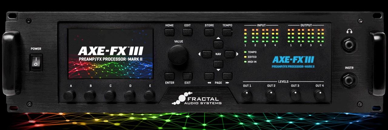 Fractal Audio Systems, Produsen Efek Serba Bisa