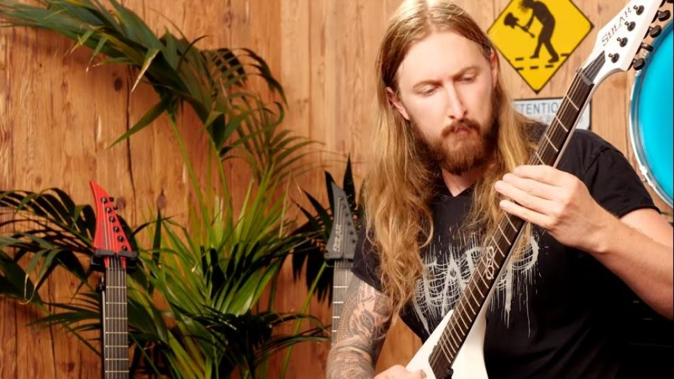 Ola Englund: Sosok di Balik Gitar Keren Solar Guitars