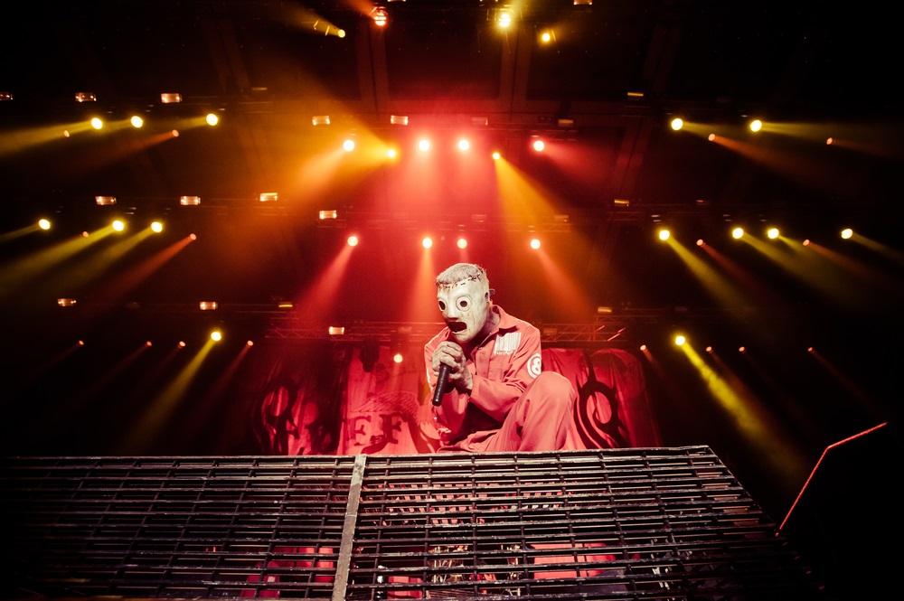 Corey Taylor Tinggal Rekam 3 Lagu, Album Baru Slipknot Segera Rampung
