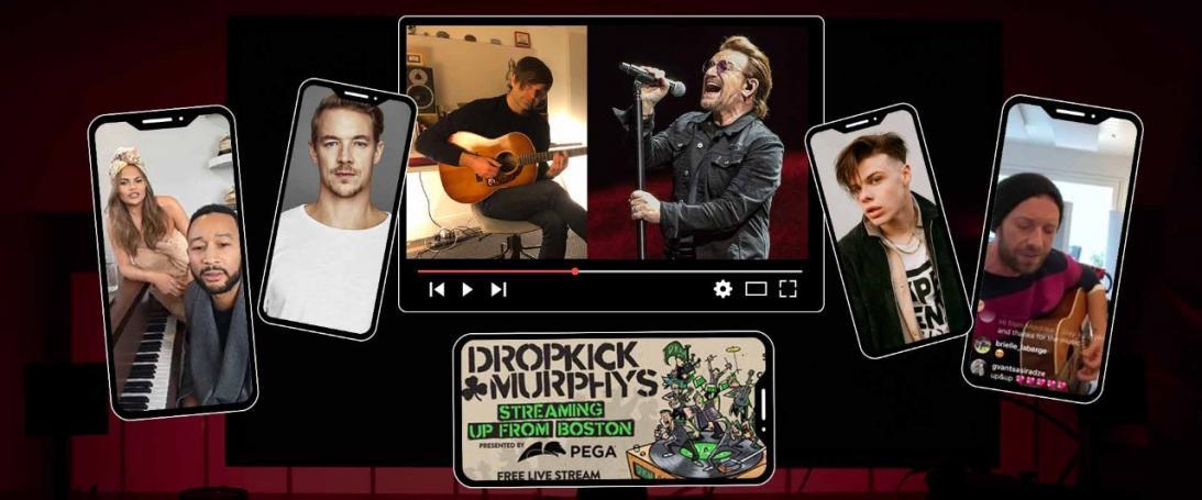 konser livestream