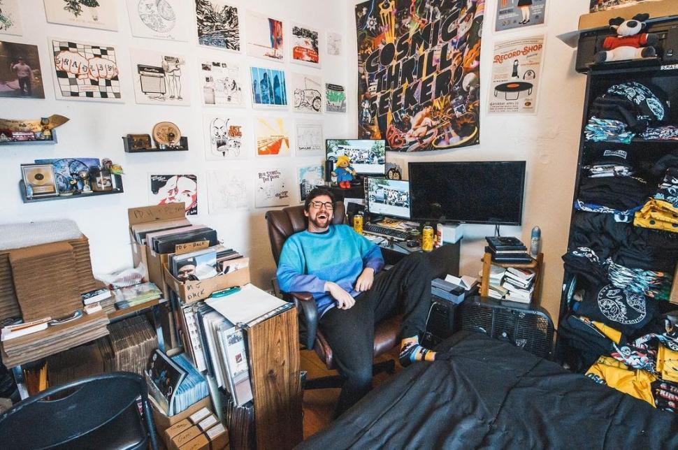 Counter Intuitive Records: Label DIY Garapan Jake Sulzer