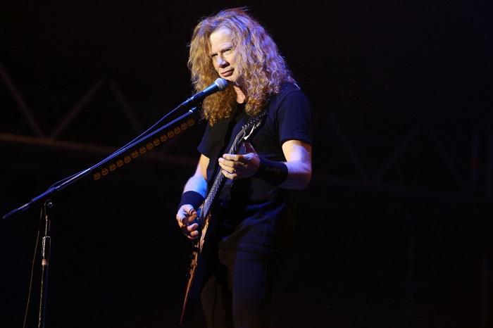 Dave Mustaine Konfirmasi Judul Album Baru Megadeth
