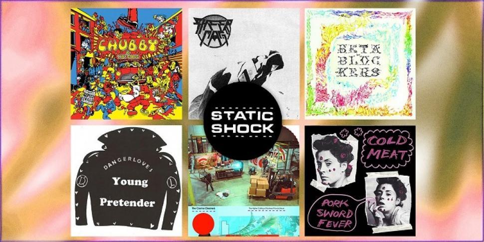 Static Shock Records, Label Punk DIY Asal London Garapan Tom Ellis
