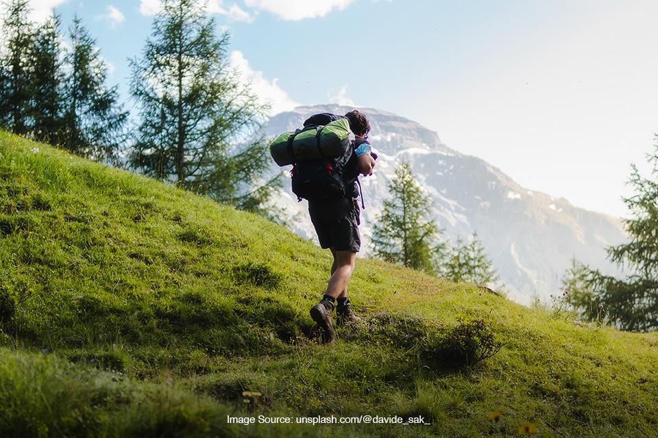 Manfaat hiking