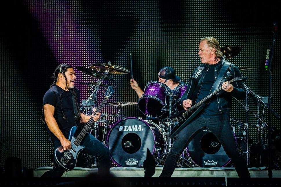 Berusia 30 Tahun, Metallica Bakal Reissue Album Kelima 'The Black Album'