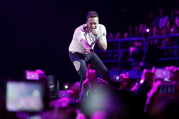 Coldplay Hadirkan Track Progressive Rock untuk Album Barunya