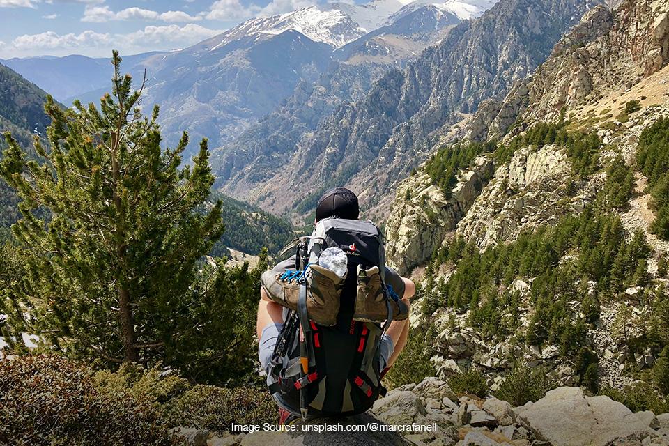 Ransel Untuk Mendaki Gunung