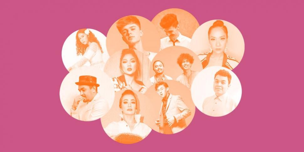 10 musisi love fest wajib tonton!