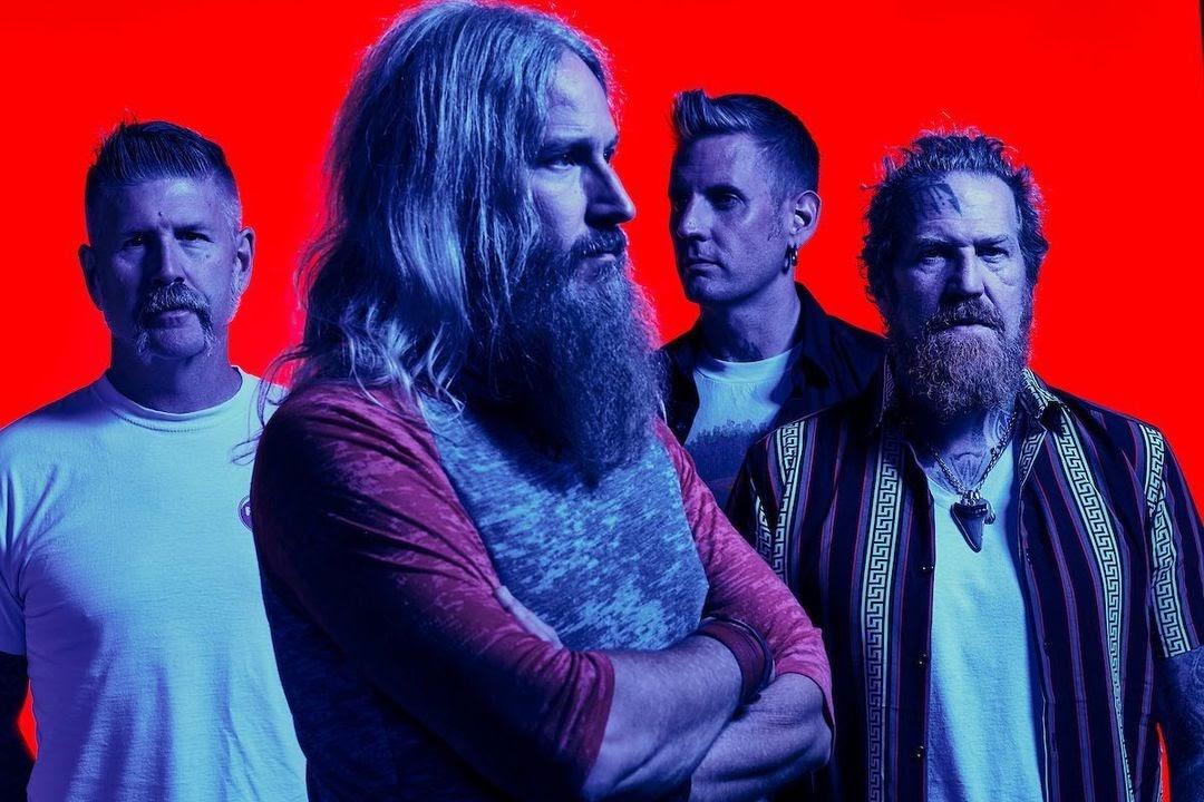 Sambut Album Baru, Mastodon Rilis Single 'Pushing the Tides'