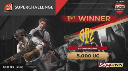Rahasia Buitenzorg Esports Juarai Super Fun Match Day V PUBG Mobile:  Disiplin Strategi dan Sabar!