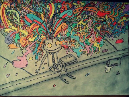 Hasan Dzikrullah: Ide Kreatif Itu Memilih Inangnya