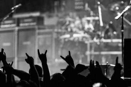Panggung Internasional Bagi Para Penulis Heavy Metal