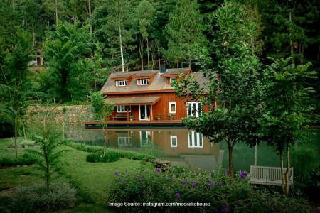 Green Getaway di Bandung