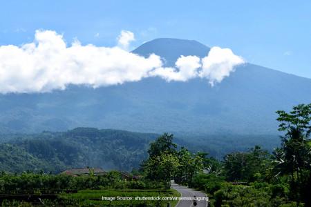 Gunung Slamet - wkwk