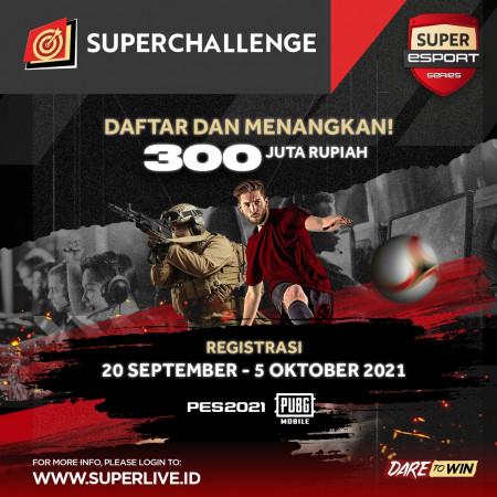 Super Esports Series 2021 Siap Digelar, Total Hadiah Rp 300 Juta!