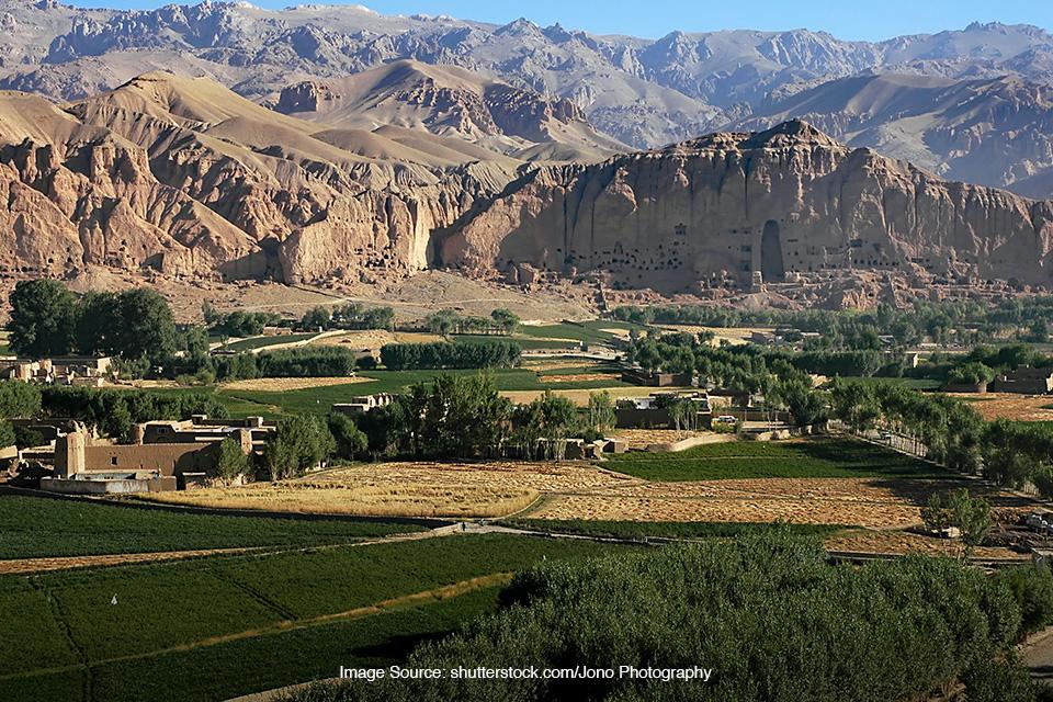 Situs UNESCO di Afghanistan