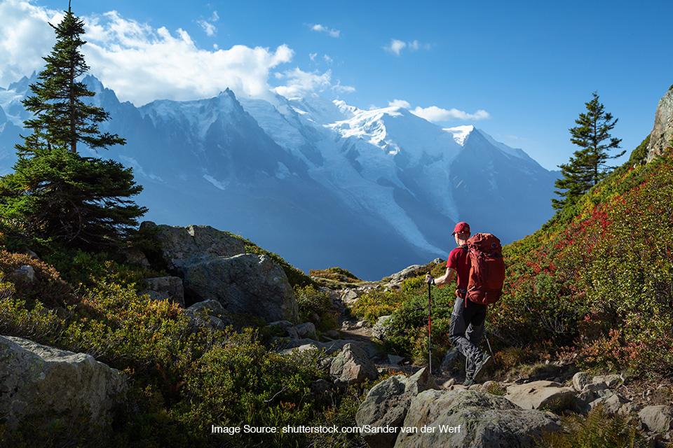 Rute Hiking Terbaik di Prancis