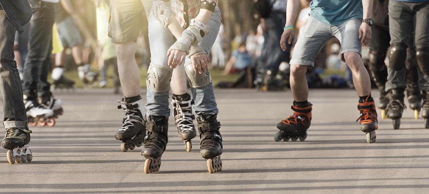 Bingung Gimana Mau Mulai Inline Skate? Gabung ke Komunitas di Kota Lo Aja!