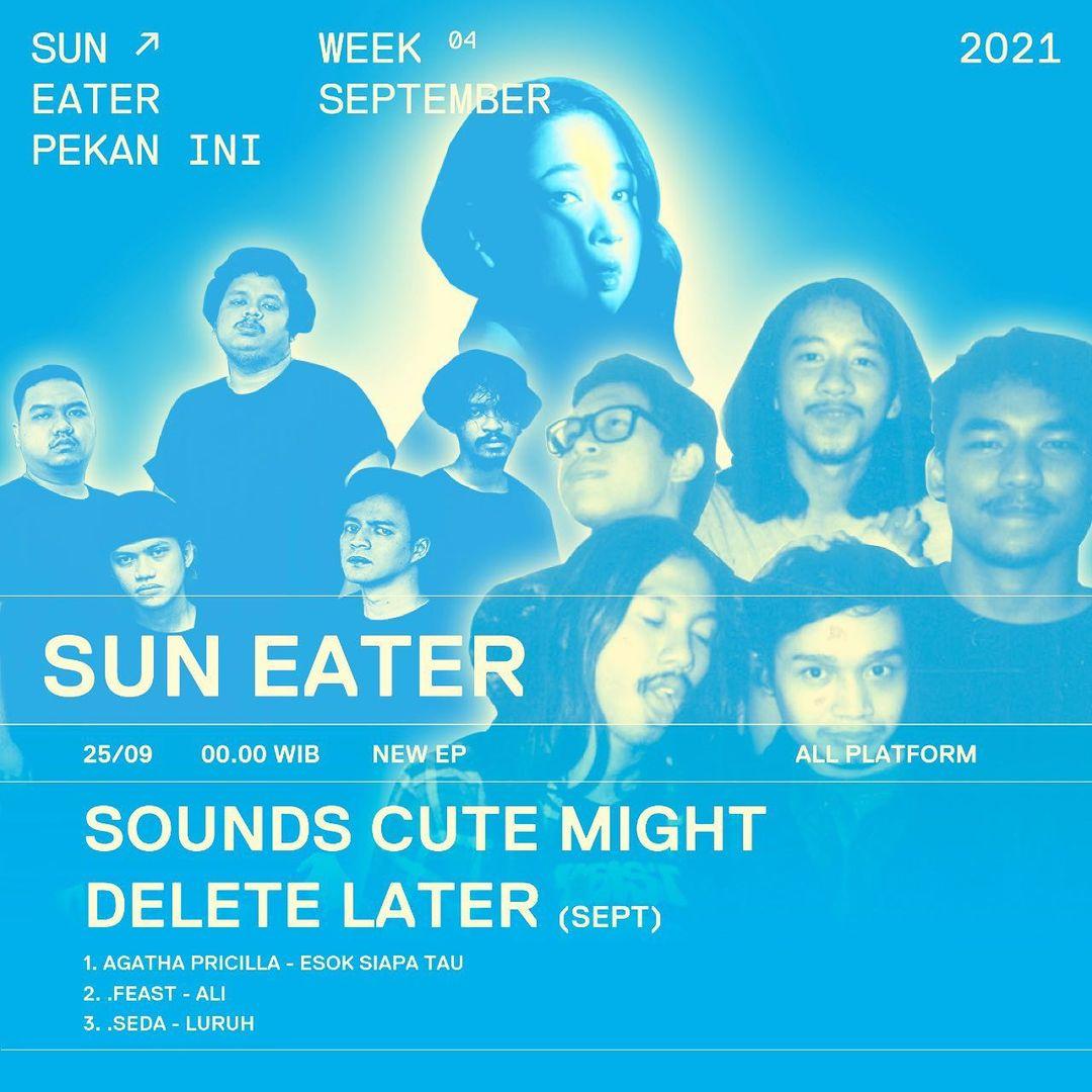 Sun Eater Rilis Mini Album Kompilasi Bersama Sejumlah Musisi