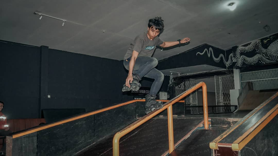 Jessy Suryanegara, Atlet Aggressive Inline Skate Indonesia yang Udah Punya Nama di Kompetisi Internasional