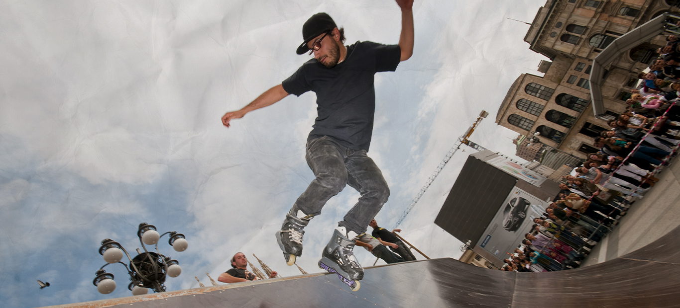 3 Beginner Tricks yang Harus Dikuasai Pemula Inline Skate