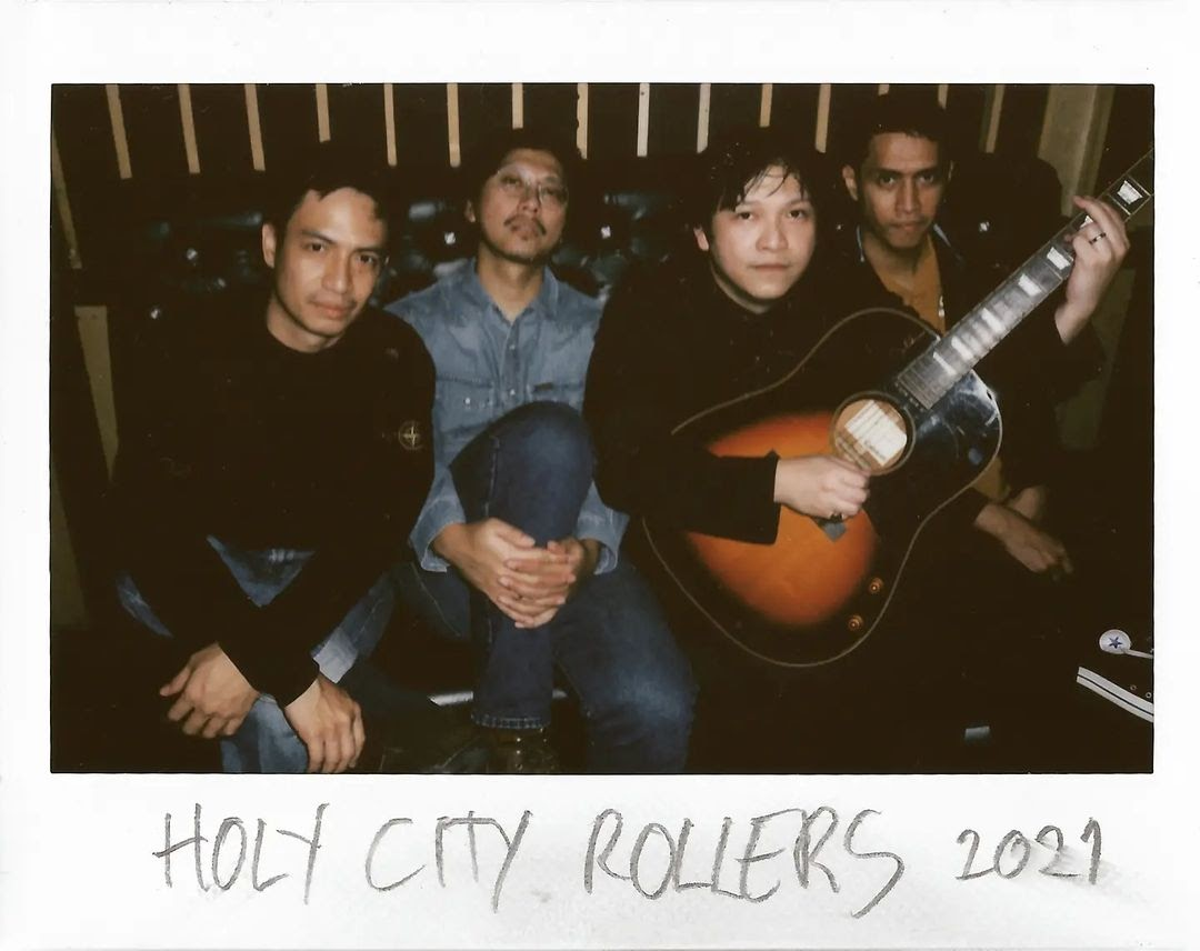Holy City Rollers Rilis Ulang Album Debut 'First Chapter of Allordia'
