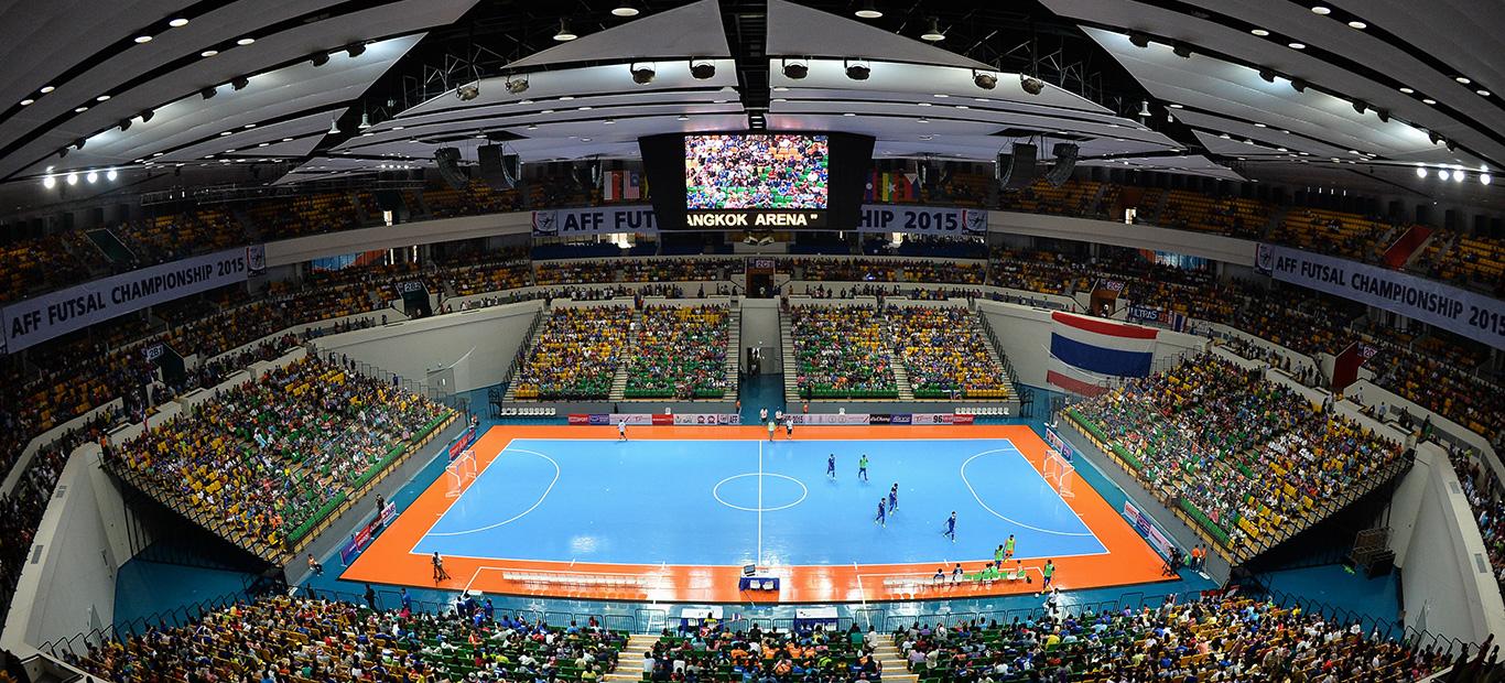 Stadion Futsal Paling Besar di Dunia Ternyata Ada di Asia Tenggara!