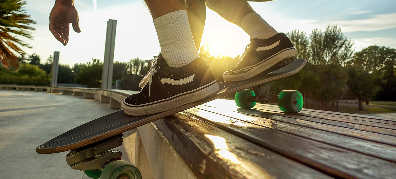 3 Sepatu Skate dengan Durabilitas Bagus Buat Upgrade Penampilan Lo Saat Nge-Skate!