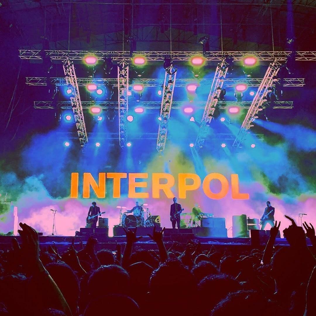 Interpol Gandeng Produser Kawakan Inggris Garap Album Baru