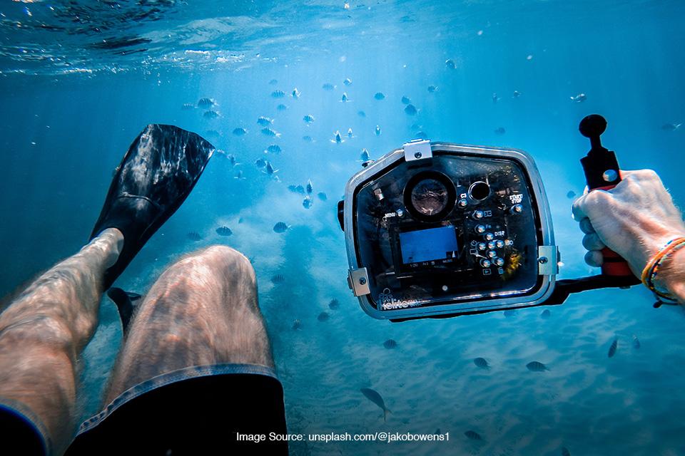 Fotografi Bawah Laut