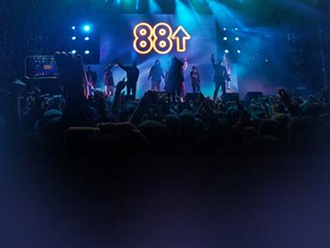 88rising Festival Musik Virtual, 'Asia Rising Forever'