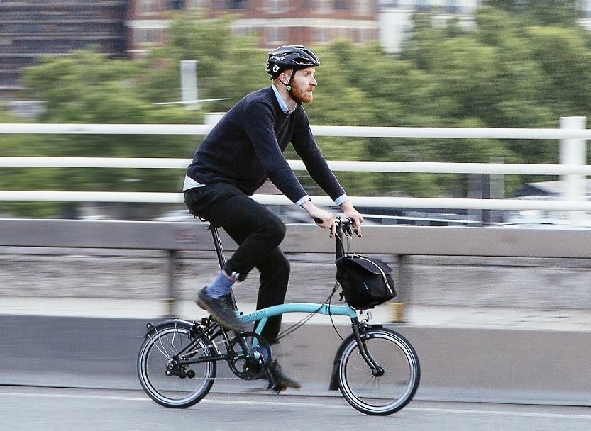 Ke Kantor Pakai Sepeda Lipat? 8 Tipe Brompton Ini Perlu Dapat Perhatian Lo!
