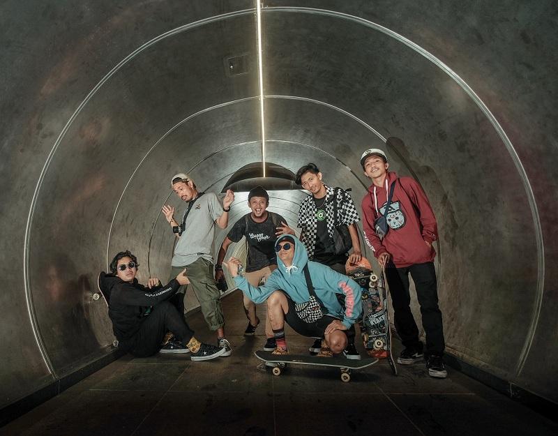 Satria Vijie: Bermain Skateboard di Luar Negeri, Mimpi yang Menjadi Kenyataan