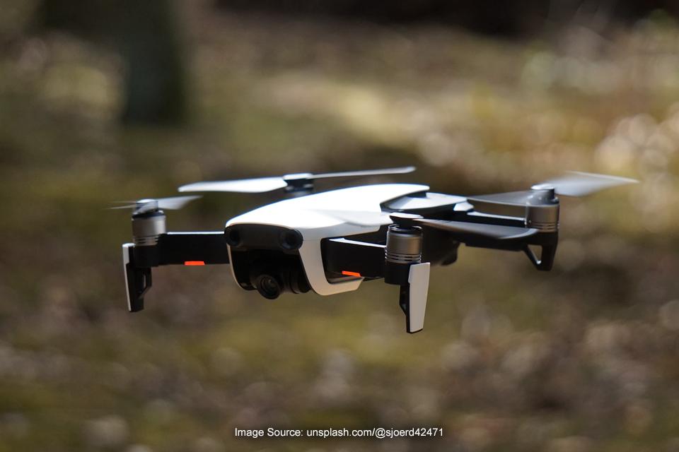 Rekomendasi Quadcopter Drone Kece Dibawah 1 Juta