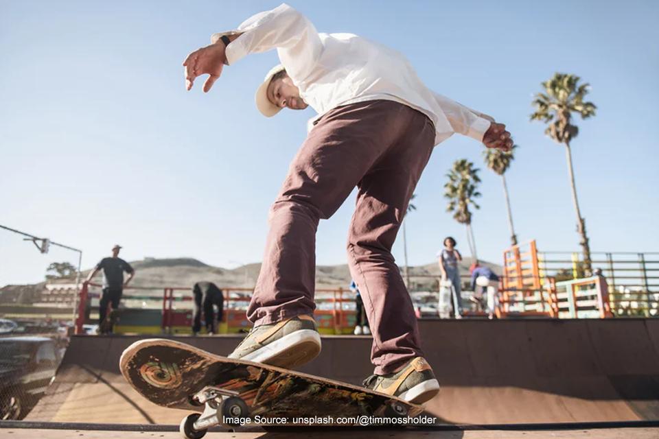 Sesuaikan Jenis Deck Skateboard dengan Gaya Bermain Lo!