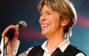 David Bowie Sapu Bersih di Kategori Rock