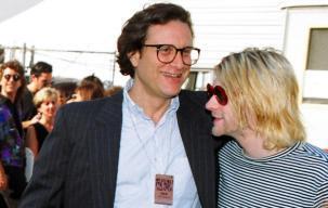 Danny Goldberg dan Kurt Cobain