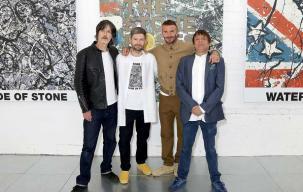 David Beckham X The Stone Roses