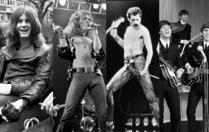 Sepuluh Lagu Rock Terbaik Sepanjang Masa