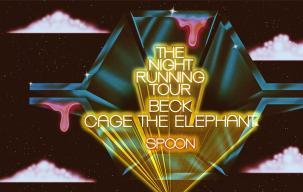 Beck, Cage the Elephant, Spoon