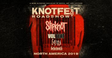 Knotfest Roadshow 2019