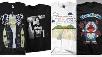 Cerita-Cerita di Balik Ilustrasi Unik Merchandise Band Indonesia