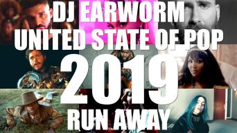 DJ Earworm mashup top pop