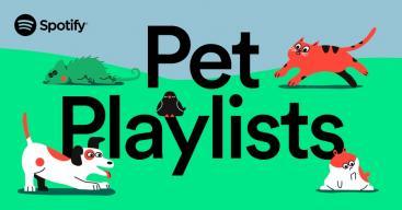 Spotify Pet